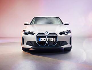 Image: Her er BMW i4 - se de første bildene av det nye råskinnet