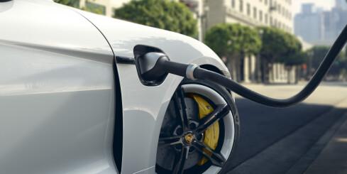 Image: Nå oppgraderes Porsche Taycan - helt gratis