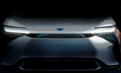 Image: Toyota letter på elbil-sløret