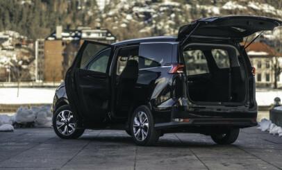 Image: Elektrisk varebil-boom