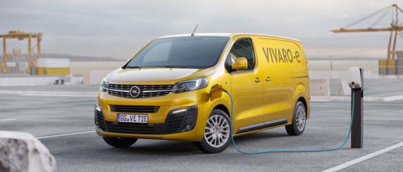Image: Fra 5.000 til 50.000 kroner: Se hva du får i støtte til elektrisk varebil