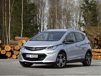 Image: Opel tilbakekaller Ampera-e