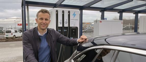 Image: - Enorm reduksjon etter ti år med elbil