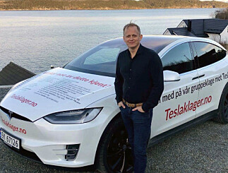 Image: - Laber interesse for å klage på Tesla
