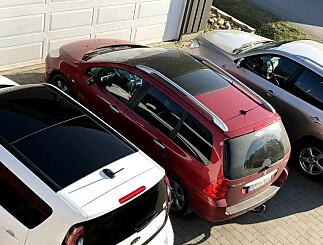 Image: Så mange kjøretøy mangler forsikring