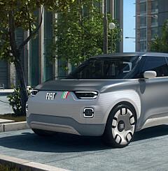 Image: Fiat blir helelektrisk