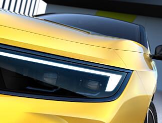 Image: Avslører Opel Astra e