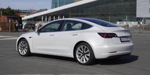 Image: Tesla-smell i Norge