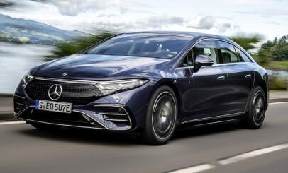 Image: Mercedes-Benz EQS: Prisen er klar