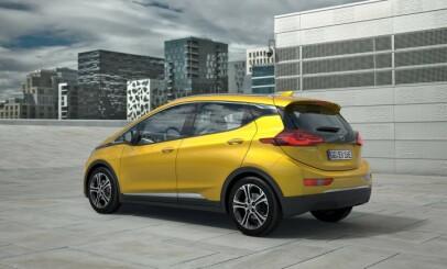 Image: Tar drastisk grep på Opel Ampera-e