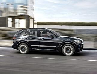 Image: BMW iX3 går inn i M Sports rekker