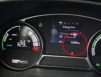 Image: Kilometer-tabbe kan gi avkortning