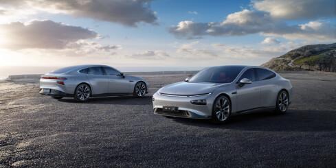 Image: Ny elbil på vei - ser du hva den ligner på?