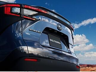 Image: Subaru med nye bilder av elbilen som er «skapt for Norge»