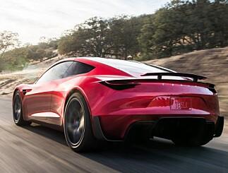Image: Ny Tesla-modell blir utsatt