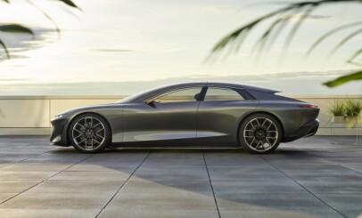 Image: Audi GrandSphere skal sette standarden