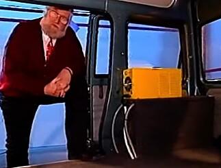 Image: Slik fungerte elbilen i 1995