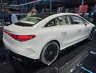 Image: Her er Mercedes' elektriske fremtid