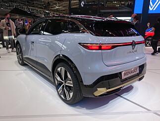 Image: Renault lanserer elektrisk Megane E-Tech