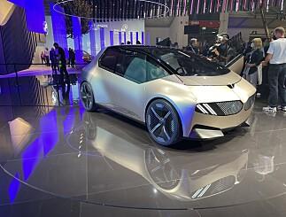 Image: Her er BMWs fremtids-elbil