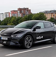 Image: Ny Kia EV6 blir 50.000 kroner billigere
