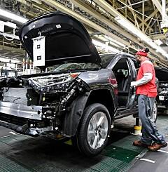 Image: Toyota: - Vi skal halvere batterikostnaden