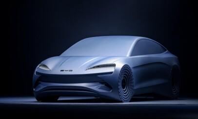 Image: Lover mer enn 100 mil rekkevidde på nye elbiler