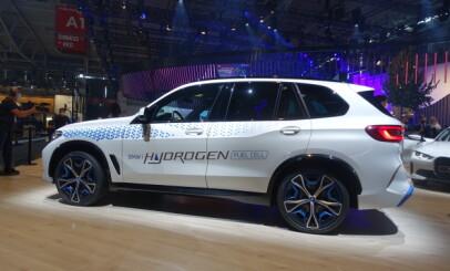 Image: Velkommen, BMW iX5 Hydrogen