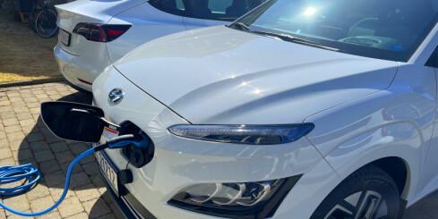 Image: Høye strømpriser: Så mye dyrere er det blitt å lade elbilen