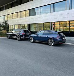 Image: BMW iX allerede i Norge