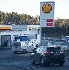 Image: - Må godta dyrere drivstoff