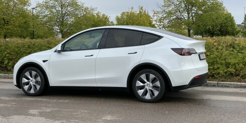 Image: Tesla-eiere tvinges til å kjøre pent