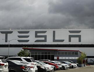 Image: Tesla flytter hovedkvarteret