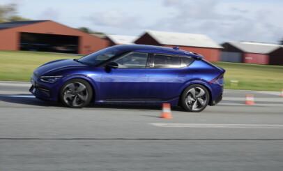 Image: TEST: Kia EV6 - sporty, stillegående og romslig så det holder
