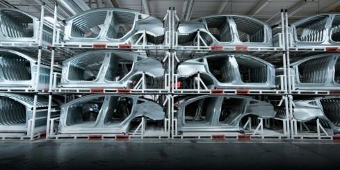 Image: Alt klart for europeisk Tesla