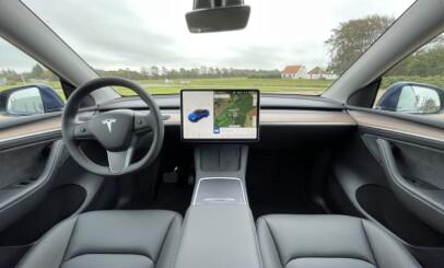 Image: Tesla trekker selvkjørings-beta etter ett døgn