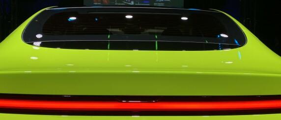 Image: Lanserte helt spesiell elbil: Kun 100 eksemplarer